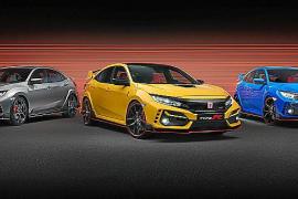 Honda amplía su gama Civic Type R con las versiones Ltd Edition y Sport Line