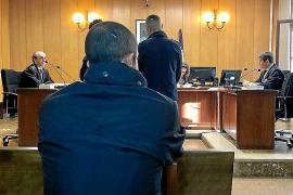 Expulsado 10 años de España por atracar a un hombre en Palma