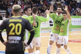 Sufrida victoria del Palma Futsal