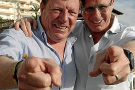 Los Morancos llegan a Palma para celebrar sus 40 años sobre el escenario