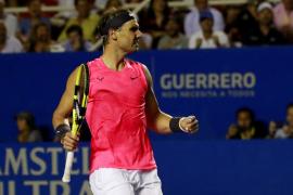 Nadal vence a Dimitrov y disputará la final de Acapulco