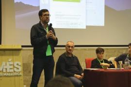 MÉS da «luz verde» a la ponencia para reivindicar la insularidad en Madrid y Bruselas