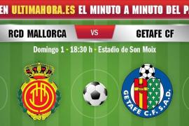 Así ha sido el Real Mallorca-Getafe