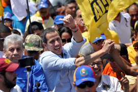 Guaidó denuncia que han intentado asesinarlo