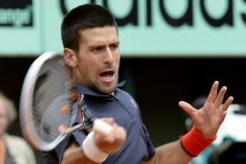 Djokovic sufre más de  la cuenta y remonta dos sets ante Seppi