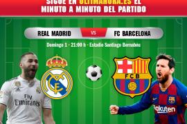 Así hemos vivido el Real Madrid-FC Barcelona