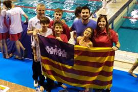 Balears brilla en el nacional de natación adaptada por autonomías