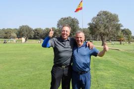 Los mejores séniors dirimen el título balear de golf