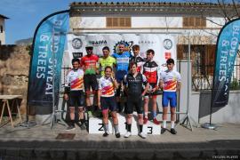 Dominio extranjero en el III Trofeu Ajuntament d'Alaró de ciclismo