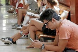 Baleares registra la tasa más reducida de universitarios de toda España