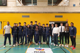 El Club Palma, campeón de Balears de taekwondo