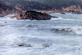 Reabierto el puerto de la Savina tras una hora cerrado por fuerte viento