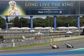 Posponen el Gran Premio de Tailandia por coronavirus
