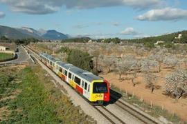 El Govern cederá un tren diésel a Amics del Ferrocarril para el museo de Son Carrió