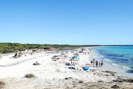 La mitad de la playas de arena podrían desaparecer