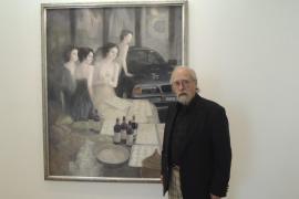 El pintor Adolfo Estrada fallece a los 92 años
