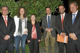 Fiesta de fin de curso en la Escola d'Hoteleria de les Illes Balears