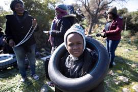 Grecia frena a más de 24.000 migrantes en la frontera con Turquía