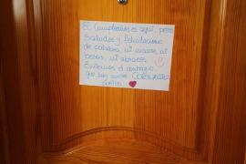 La psicosis por el coronavirus llega a los cumpleaños en Mallorca