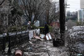 Al menos 24 muertos por una cadena de tornados en el estado norteamericano de Tennessee