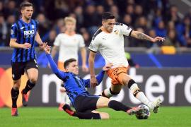 El Valencia-Atalanta y el Getafe-Inter, serán a 'puerta cerrada' por el coronavirus