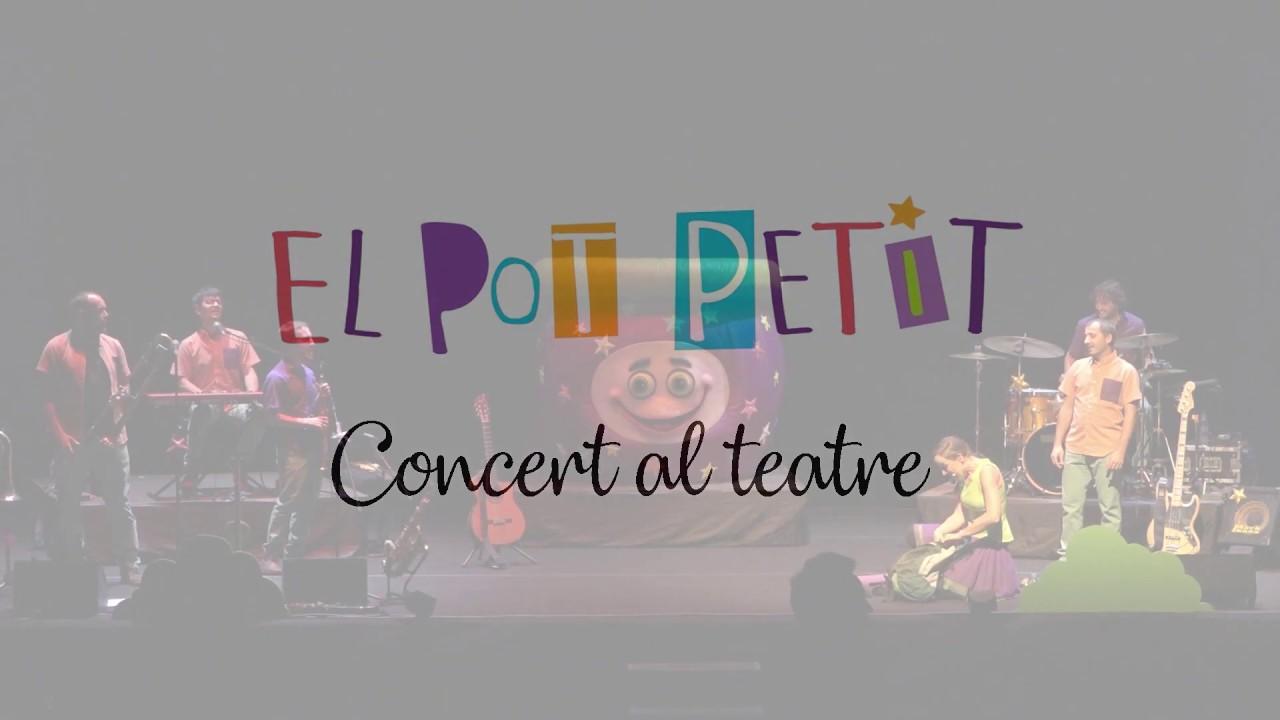El Pot Petit presenta su nuevo disco en Trui Teatre