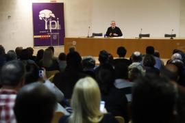 Jaume Font hace efectiva su dimisión como presidente del PI en el Consejo General del partido