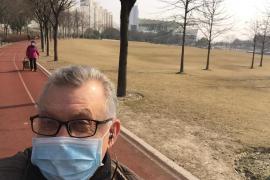 Cronología del coronavirus en China vista por un mallorquín