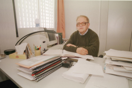 Fallece el profesor y escritor Vicenç Jasso
