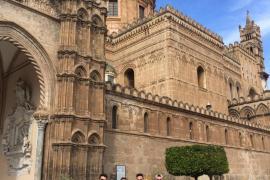Estudiantes mallorquines de Erasmus, afectados por el cierre de la universidad de Palermo