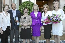 Presentación de la nueva cónsul de  Noruega en Balears