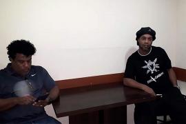 Ronaldinho y su hermano, investigados por entrar a Paraguay con pasaportes falsos