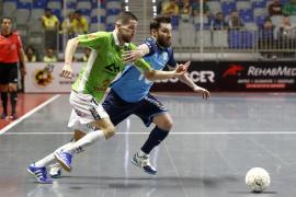 El Palma Futsal se queda fuera de la Copa de España