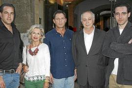Exposición de Albert Pinya y Robert Gutiérrez en el Solleric