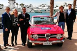 El XVI Rally Isla de Mallorca se presenta en Puerto Portals