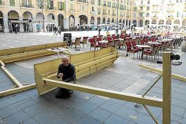 Los restauradores de Palma se plantean realizar un cierre de varios días y un referéndum