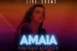 Amaia actuará este verano en Ibiza