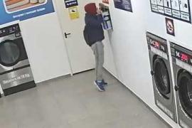 Detenido por cuatro robos en lavanderías de Palma