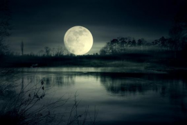 La primera superluna de marzo se podrá ver este lunes en casi toda España