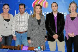 El alcalde y un grupo de regidores firman una carta de apoyo a Maria Antònia Munar
