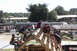 Muere un corredor que participaba en la Spartan Race Mallorca