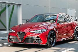 Alfa Romeo Giulia GTA: vuelve la leyenda