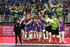 El Palma Futsal jugará la final de la Minicopa ante el Barça