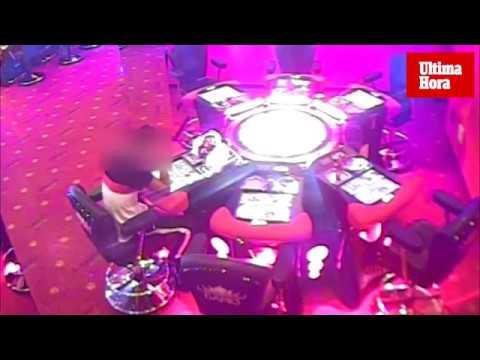 Juicio a un joven por romper la pantalla de una ruleta de Palma