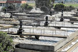 La depuradora que construirá Madrid para Palma es más pequeña que la pedida por Emaya