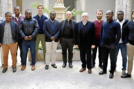 La fe internacional se cita en el Seminario de Mallorca