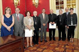 medallas de honor parlament