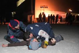 El apocalipsis zombie se apodera de Sant Antoni