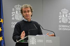 Sanidad confirma 589 contagios de coronavirus en España, 159 más en un día
