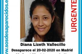 Desaparecida en Madrid una joven de 33 años